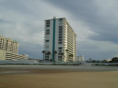 Daytona Beach Condo/Townhouse For Sale: 2800 N Atlantic Avenue #709