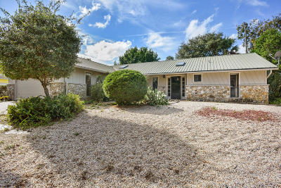 Volusia County Single Family Home For Sale: 96 E Bayshore Drive