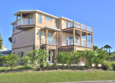 Ponce Inlet, South Daytona, Wilbur-by-the-sea Single Family Home For Sale: 30 Calumet Avenue