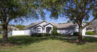 Ormond Beach Single Family Home For Sale: 74 Caladium Drive