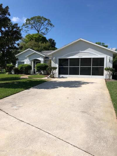 Volusia County Single Family Home For Sale: 2950 Kristy Kay Court