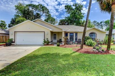 Port Orange Single Family Home For Sale: 4637 Secret River Trail