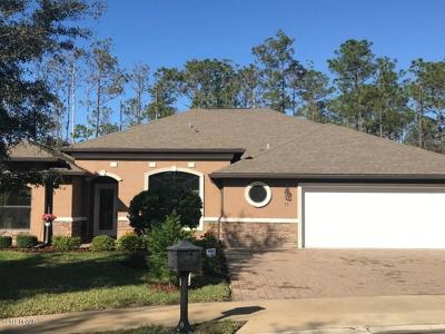 Ormond Beach Single Family Home For Sale: 33 S Laurel Creek Court