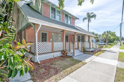 Daytona Beach Single Family Home For Sale: 411 S Ridgewood Avenue