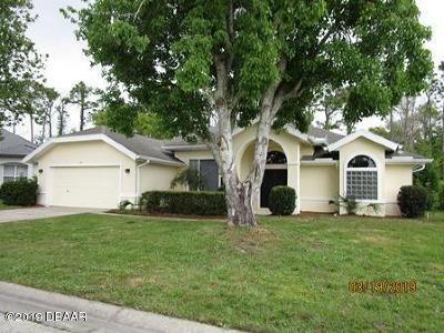 Ormond Beach Single Family Home For Sale: 611 Moss Creek Drive