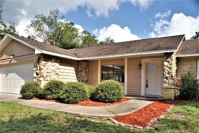 Deland  Single Family Home For Sale: 900 Lexington Road