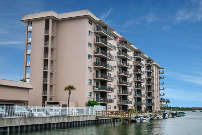 New Smyrna Beach Condo/Townhouse For Sale: 101 N Riverside Drive #5070