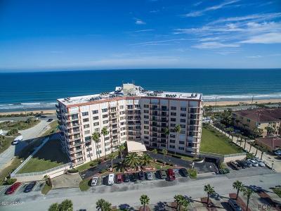 Flagler Beach Condo/Townhouse For Sale: 3600 S Ocean Shore Boulevard #518