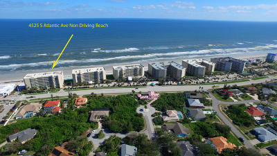 Ponce Inlet Condo/Townhouse For Sale: 4525 S Atlantic Avenue #1104