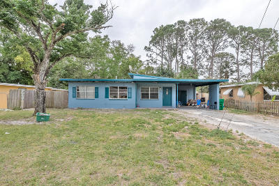 Holly Hill Single Family Home For Sale: 529 6th Street