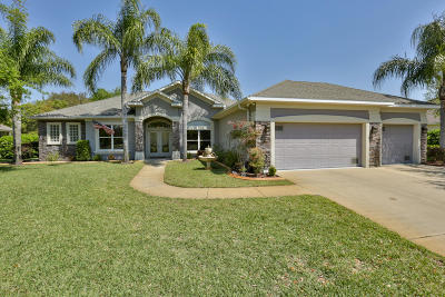 Volusia County Single Family Home For Sale: 1317 Killbricken Circle
