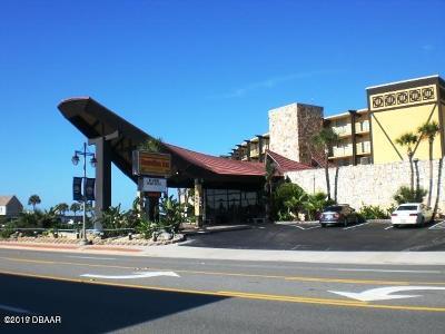 Daytona Beach Shores Condo/Townhouse For Sale: 2301 S Atlantic Avenue #538