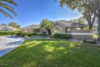 Volusia County Single Family Home For Sale: 8 Lake Isle Way