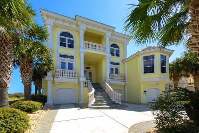 Palm Coast Single Family Home For Sale: 15 Ocean Ridge Boulevard