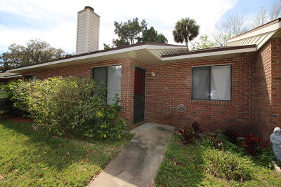 Volusia County Rental For Rent: 1512 Heritage Lane