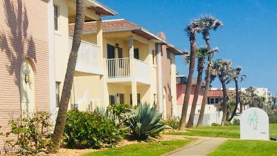 Volusia County Condo/Townhouse For Sale: 2780 Ocean Shore Boulevard #7S