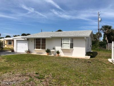 Volusia County Single Family Home For Sale: 28 Ocean Shore Drive