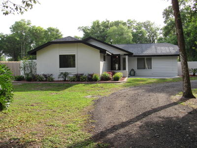 Deland  Single Family Home For Sale: 2185 Crooked Oak Trail