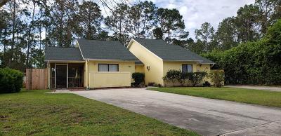 Palm Coast Multi Family Home For Sale: 76 Plain View Drive