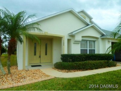 Volusia County Rental For Rent: 6606 Nasser Lane