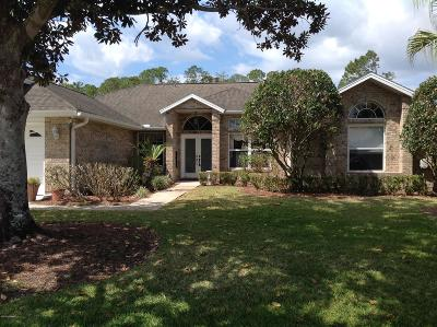 Ormond Beach Single Family Home For Sale: 40 Carriage Creek Way