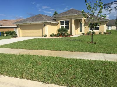 Volusia County Rental For Rent: 1480 Springleaf Drive