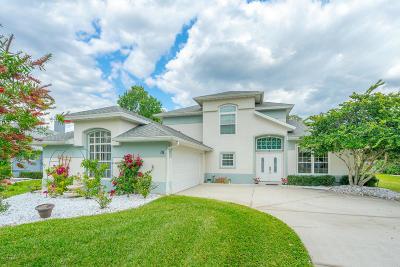 Breakaway Trails Single Family Home For Sale: 10 Creek Bluff Way
