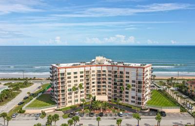 Flagler Beach Condo/Townhouse For Sale: 3600 S Ocean Shore Boulevard #913
