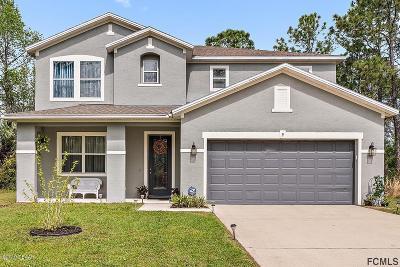 Palm Coast Single Family Home For Sale: 9 Radford Lane