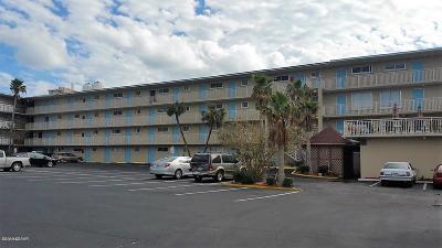 Daytona Beach Condo/Townhouse For Sale: 219 S Atlantic Avenue #440