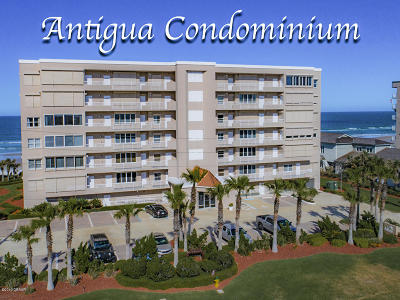 Ponce Inlet Condo/Townhouse For Sale: 4757 S Atlantic Avenue #502