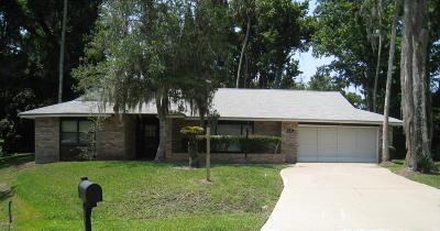 Palm Coast Single Family Home For Sale: 20 Blackwell Place