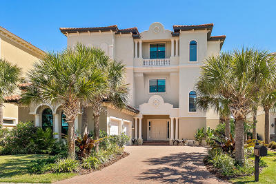 Ocean Hammock Single Family Home For Sale: 6 Ocean Ridge Boulevard