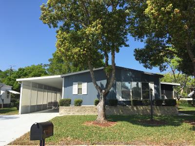 Port Orange Single Family Home For Sale: 705 Dove Avenue