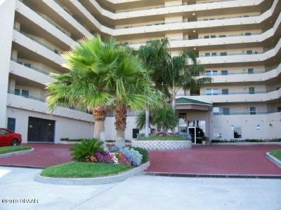 Daytona Beach Shores Condo/Townhouse For Sale: 2055 S Atlantic Avenue #301