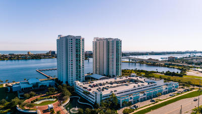 Holly Hill Condo/Townhouse For Sale: 231 Riverside Drive #1607-1