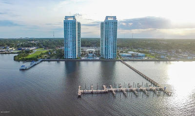 Holly Hill Condo/Townhouse For Sale: 241 Riverside Drive #1104