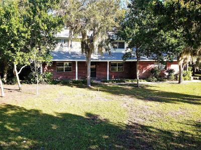 Edgewater Single Family Home For Sale: 117 Virginia Street