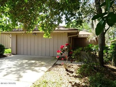 New Smyrna Beach Single Family Home For Sale: 704 Tantallon Court