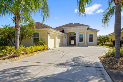 New Smyrna Beach Single Family Home For Sale: 3345 Tesoro Circle
