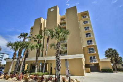 New Smyrna Beach Condo/Townhouse For Sale: 1705 S Atlantic Avenue #703