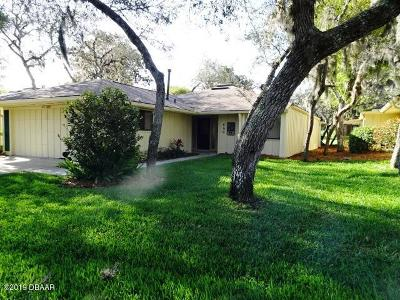New Smyrna Beach Single Family Home For Sale: 690 St Andrews Circle