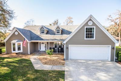 Ormond Beach Single Family Home For Sale: 1 Crosscreek Way