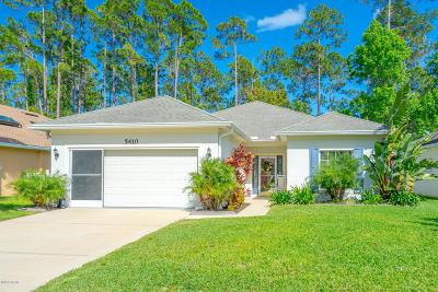 Port Orange Single Family Home For Sale: 5410 Frederick Lake Drive