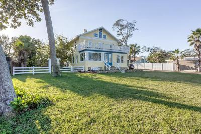 Holly Hill Single Family Home For Sale: 1010 Riverside Drive