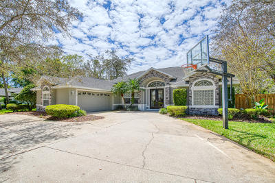 Breakaway Trails Single Family Home For Sale: 8 Coquina Ridge Way