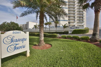 New Smyrna Beach Condo/Townhouse For Sale: 5207 S Atlantic Avenue #1224