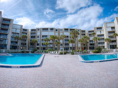 New Smyrna Beach Condo/Townhouse For Sale: 2401 S Atlantic Avenue #C402