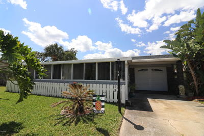 Ormond Beach Single Family Home For Sale: 18 Camellia Drive