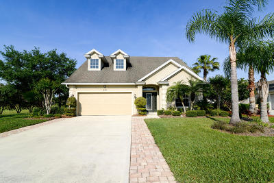 Daytona Beach Single Family Home For Sale: 112 Perfect Drive